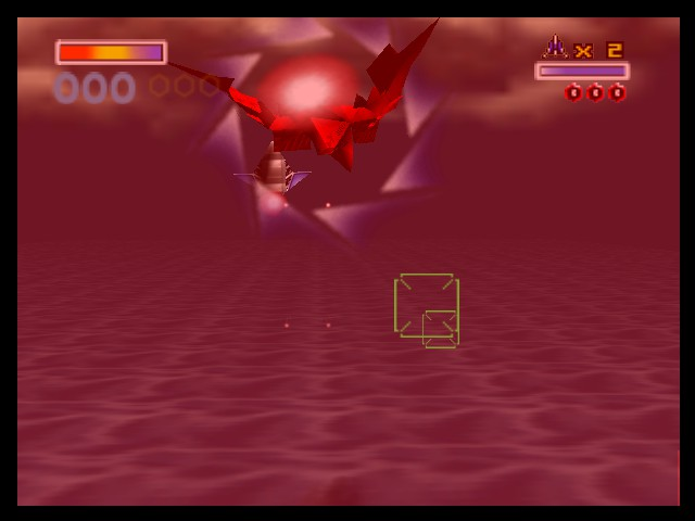 Star Fox 64 - DO A BARREL ROLL!!! - User Screenshot